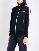 Palm Angels Classic sports-jersey track jacket