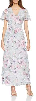 Dorothy Perkins Women's Lace Maxi Party Dress,(Size:)