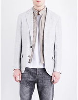 Brunello Cucinelli Regular-fit Linen Jacket