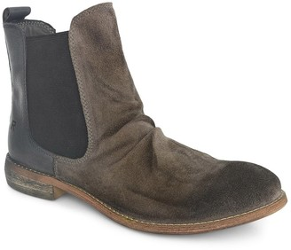ROAN Pull-On Leather Chelsea Boots - Maddie