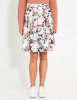 Dotti Hibiscus Full Skirt
