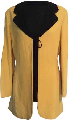 Moschino Cheap & Chic Moschino Cheap And Chic Yellow Jacket for Women