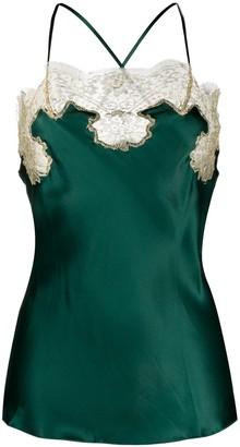 Gilda & Pearl silk Gina camisole