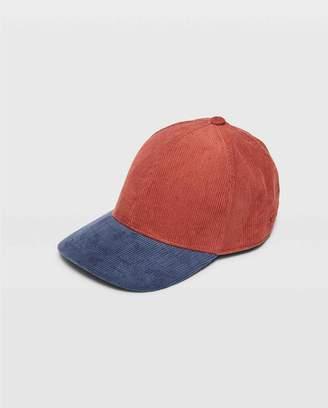 Club Monaco Corduroy Baseball Cap