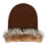 Max Mara Hat with fur