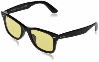Ray-Ban Unisex's Rb2140f Original Wayfarer Asian Fit Sunglasses