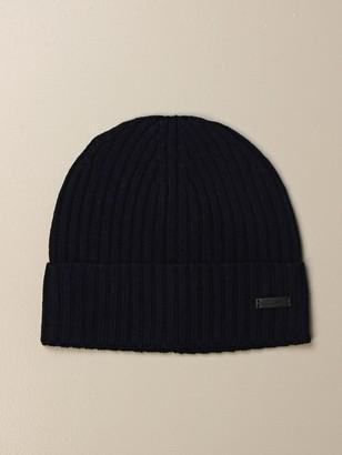 HUGO BOSS Beanie Hat With Logo