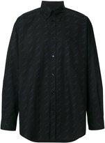 Balenciaga All Over shirt