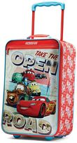"American Tourister Disney / Pixar Cars ""Open Road"" 18-Inch Wheeled Carry-On by"