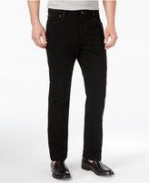 Michael Kors Men's Tailored Black Jeans