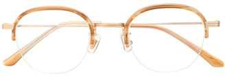 Gentle Monster Mig B1 optical glasses