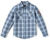 Nevada Boys Brushed Twill Shirt