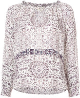 L'Agence printed shirt - women - Silk - XS