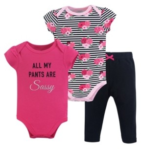 Little Treasure Baby Girl Bodysuit and Pair of Shoes