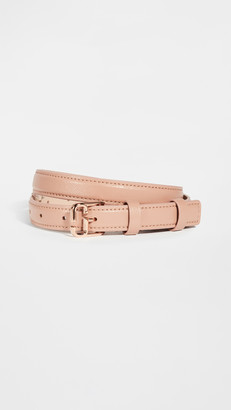 Marc Jacobs 2cm Wide Belt