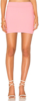 Susana Monaco Slim Skirt in Pink