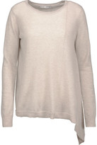 Autumn Cashmere Asymmetric Cashmere Sweater