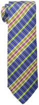 Etro Plaid Tie Ties