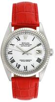 Rolex Vintage Unisex Stainless Steel Datejust Watch, 36mm