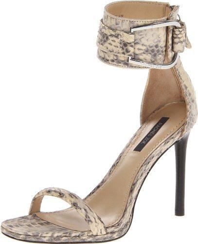 Rachel Zoe Women's Melina 100 Mm 2 Tone Dress Sandal