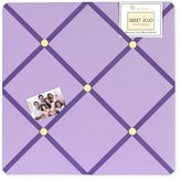 JoJo Designs Danielle's Daisies Fabric Memory/Memo Photo Bulletin Board by Sweet