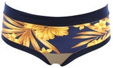 PALOMA PANTY IN MOONFLOWER PRINT by XIRENA