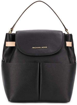 MICHAEL Michael Kors Bedford Leather Backpack
