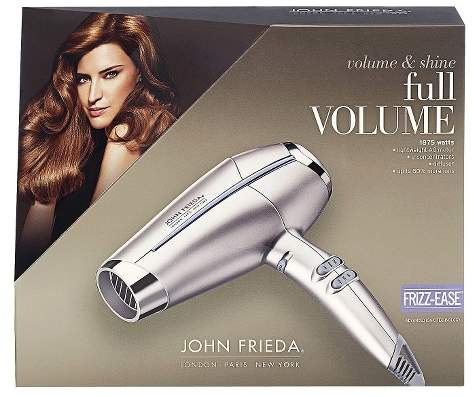 John Frieda Full Volume Dryer 1875 Watt Silver