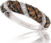 Le Vian 14ct Vanilla Gold One Carat Diamond Ring