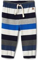 Gap Striped jersey pants