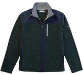 Nautica Nautex Zip-Front Fleece Jacket