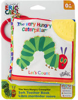 NEW World Of Eric Carle Clip On Soft Book Let's Count