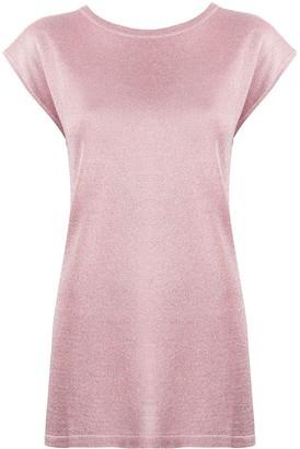 Missoni cap sleeve T-shirt
