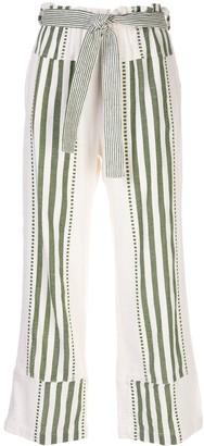 Lemlem Eshe striped trousers