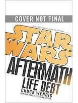 Life Debt (Unabridged) (CD/Spoken Word) (Chuck Wendig)