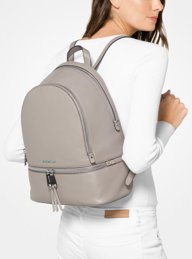 1dce748e677c MICHAEL Michael Kors Gray Women's Backpacks - ShopStyle