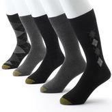 Gold Toe Men's GOLDTOE 5-pk. Argyle Dress Socks