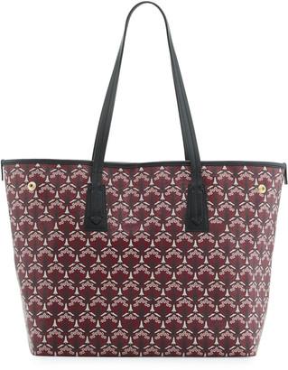 Liberty London Marlborough Iphis-Print Tote Bag