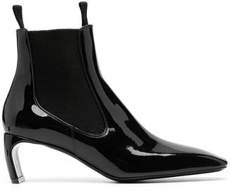 Lanvin J ankle boots