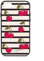 Kate Spade Cherry Stripe iPhone 7 Case