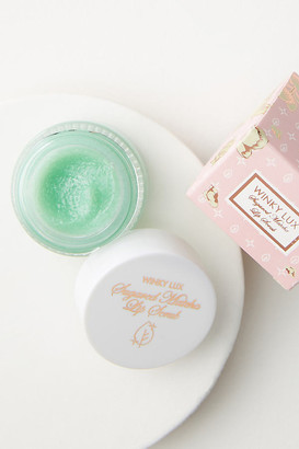 Winky Lux Sugared Matcha Lip Scrub By in Green Size ALL