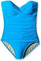 Miraclesuit Women's BARCELONA Plain Swimsuit