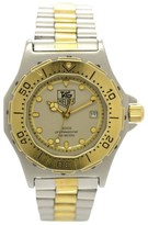 Tag Heuer 3000 934.215 Professional 200M Stainless Steel & Gold Plated Quartz 31mm Womens Watch