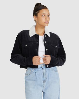 Insight Dakota Cropped Jacket