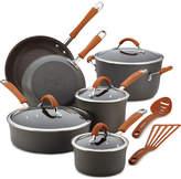 Rachael Ray Cucina 12-Pc. Hard-Anodized Aluminum Non-Stick Cookware Set
