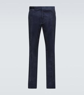 Ralph Lauren Purple Label Regular-fit corduroy pants