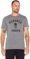 Rxmance Hoops Crew Tee