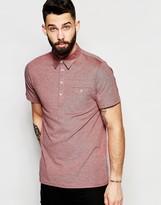 Farah Polo Shirt With Pocket