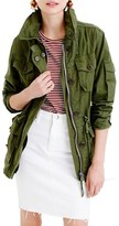 J.Crew Women's Field Mechanic Jacket