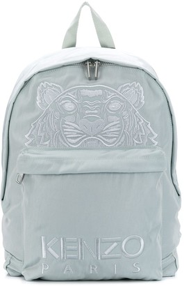 Kenzo Tiger embroidered backpack
